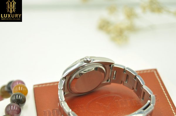 Đồng hồ Rolex 115234 Oyster Perpetual Date Steel chính hãng 100%