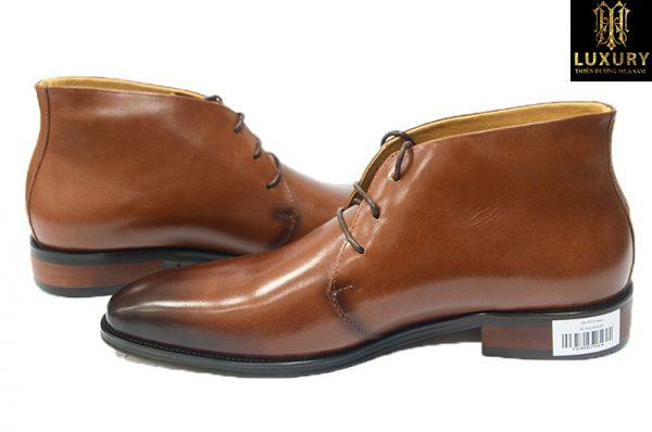 Giày Chelsea Boot HT-9911 - Mẫu giày James Blanc thương hiệu cao cấp