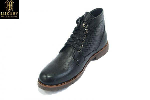Giày da nGiày da nam cao cổ chelsea boot HT-7794 da bò cao cấp - HT Luxuryam cao cổ chelsea boot HT-7794 da bò cao cấp - HT Luxury
