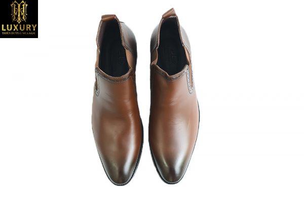 Giày tây chelsea boot HT-148 kiểu dáng cực đẹp và phong cách