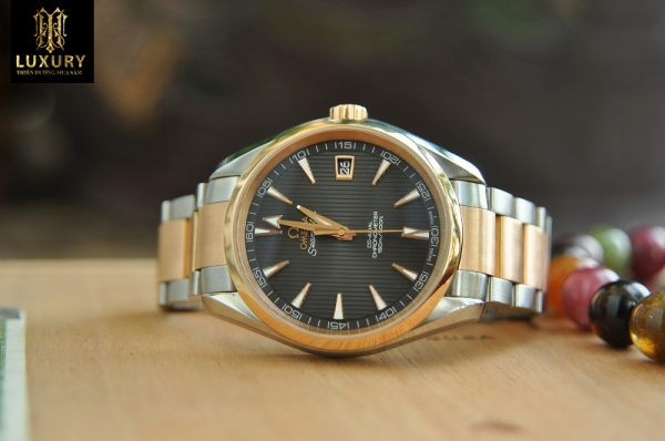 Đồng hồ Omega 231.20.42.21.06.003 Demi Seamaster Aqua Terra
