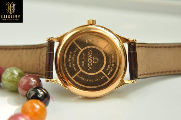 Đồng hồ Omega 5704.60.02 Co Axial Chronograph vàng hồng đúc 18k
