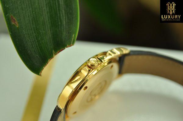 Đồng hồ Omega Collection DeVille Co-Axial Chronometer vàng đúc 18k