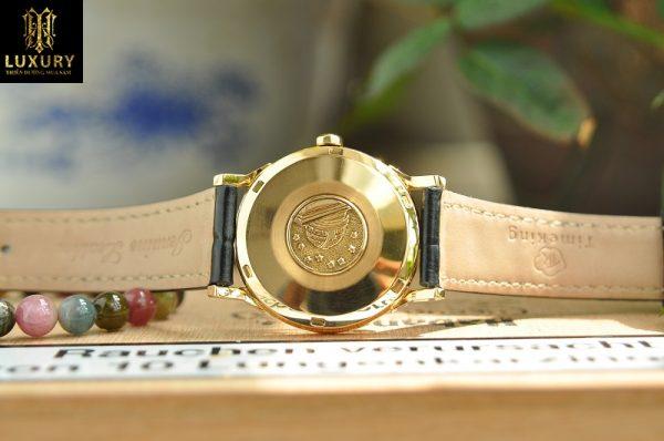 Đồng hồ Omega Constellation vàng hồng 18k vỏ Pháp
