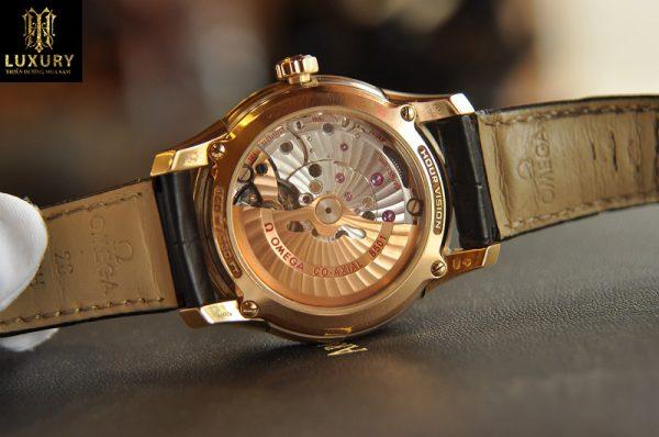 Đồng hồ Omega Deville 431.63.41.21.02.001 vàng 18k cao cấp
