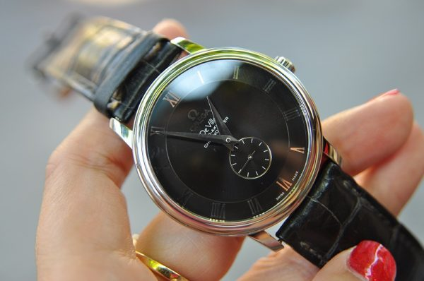 Đồng hồ Omega DeVille Prestige Co-Axial Stainless Steel Automatic 39mm