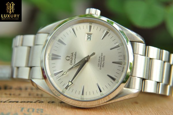 Đồng hồ Omega Seamaster Aqua Terra Co-Axial Steel mặt size 42mm