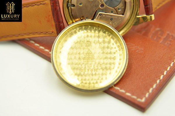 Đồng hồ Omega Seamaster cổ vàng đúc 18k cực hiếm nguyên zin 100%