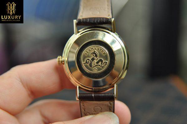 Đồng hồ Omega Seamaster Deville bạc vàng hàng cổ xưa rất đẹp