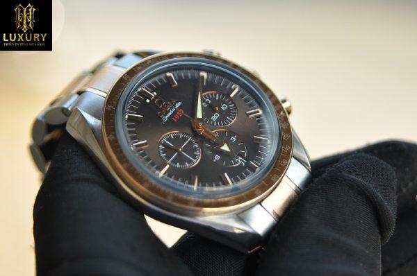 Đồng hồ Omega Speedmaster Broad Arrow 18KT chính hãng