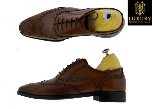 Giày tây nam công sở CM018 đẹp nhất cho các quý ông