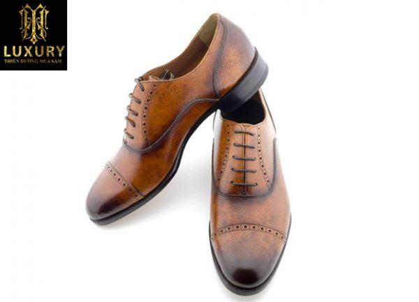 Mẫu giày tây nam sang trọng & đẳng cấp M60 cho các quý ông