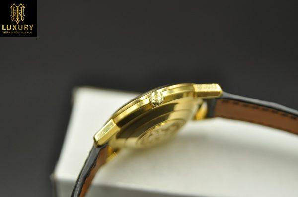 Đồng hồ Omega Seamaster Deville Vintage 18k gold nguyên zin 100%