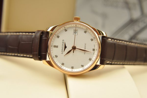 Đồng hồ Longines Master Collection Automatic L2.518.8.77.3 size 36 mm