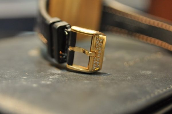 Đồng hồ Franck Muller Vanguard V41 nam vàng đính full kim cương