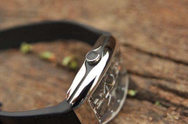 Đồng hồ Franck Muller Vanguard V41 nam SC DT Stell mặt đen