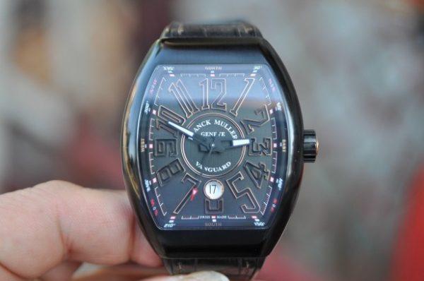 Đồng hồ Franck Muller Vanguard V45 VS CD TT NR BR 5N mix gold