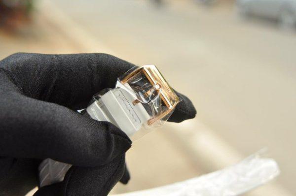 Đồng hồ Franck Muller Vanguard V45 vàng nguyên khối 18k