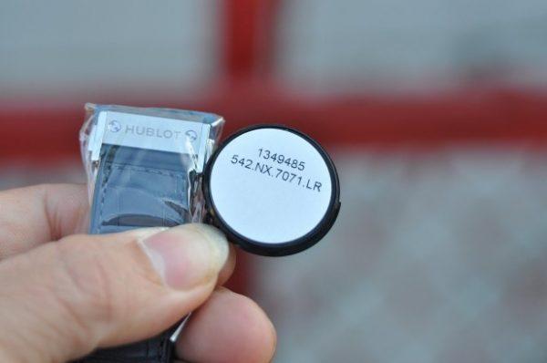 Đồng hồ Hublot Classic Funsion 542.NX.7071.LR mặt size 42