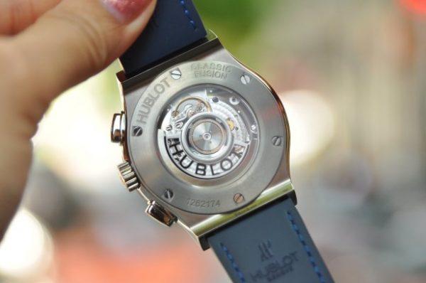 Đồng hồ Hublot Classic Fusion Titanium Chronograph mặt size 42 mm