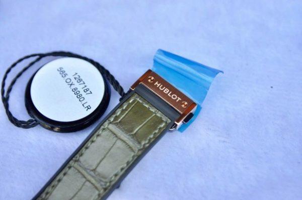 Đồng hồ Hublot Classic Fusion vàng 18k size 38mm chính hãng