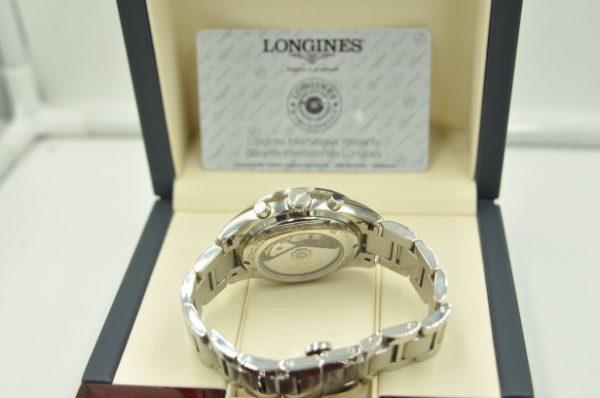 Đồng hồ Longines Conquest Classic Moonphase Chronograph L2.798.4.52.6
