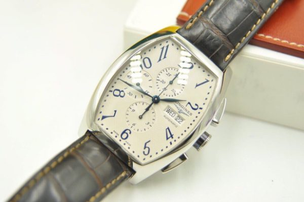 Đồng hồ Longines Evidenza Chronograph Day Date XL L2.781.4.78.9