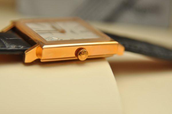 Đồng hồ Longines Heritage 1968 Automatic vàng đúc 18k nguyên khối