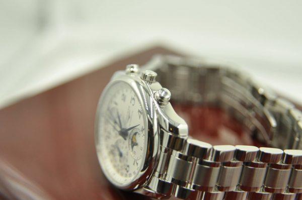 Đồng hồ Longines L2.673.4.78.6 Moonphase Chronograph Thụy Sĩ