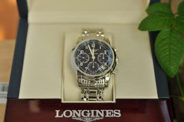 Đồng hồ Longines L2.753.4.52.6 Watch making Tradition Chronograp chính hãng