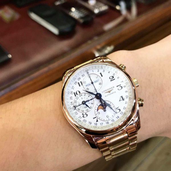 Đồng hồ Longines Master Collection L2.673.8.78.6 chính hãng Thụy Sĩ