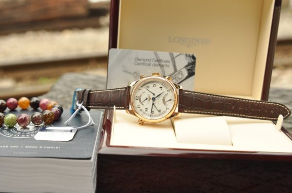 Đồng hồ Longines Master Collection Automatic L2.715.8.78.3