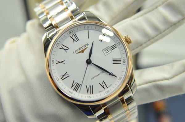 Đồng hồ Longines Master Collection Automatic namL2.793.5.19.7 chính hãng Thụy Sĩ
