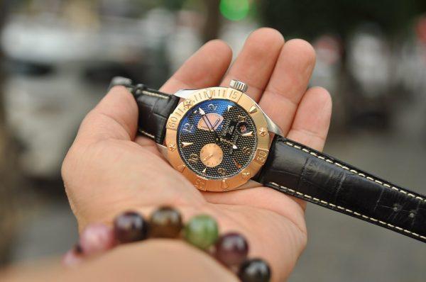 Đồng hồ Nam Zenith Defy Classic Elite Power Reserve Demi vàng 18k