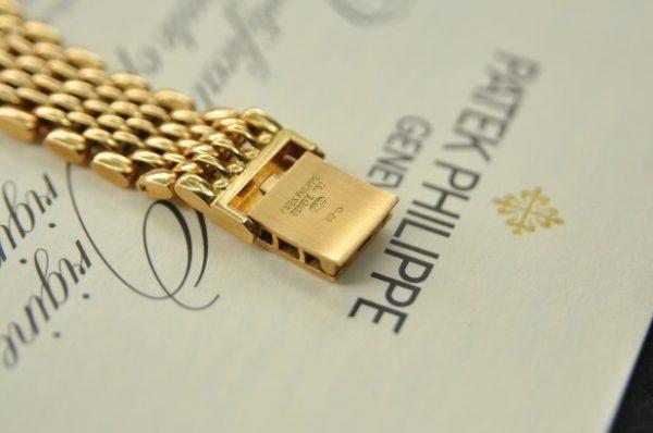 Đồng hồ Patek Philippe Ellipse mặt 31 x 35mm 3738 vàng đúc nguyên khối