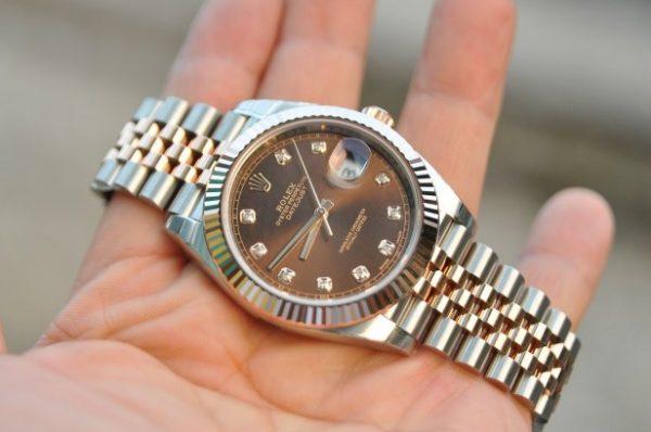 Đồng hồ Rolex Datejust II 126331 mặt Chocolate cực đẹp & đẳng cấp