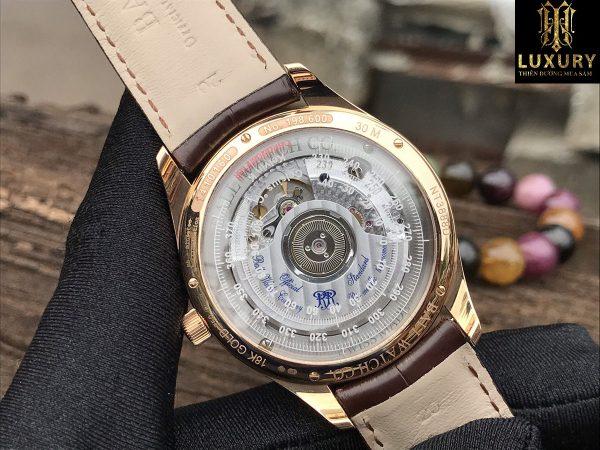 Đồng hồ Ball Watch Company NT3888D-PG-LLCJ-SLC vàng hồng 18k